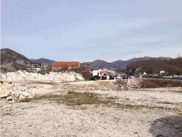 Urbanizovano građevinsko zemljište za gradnju vila, Opatovo, Tivat